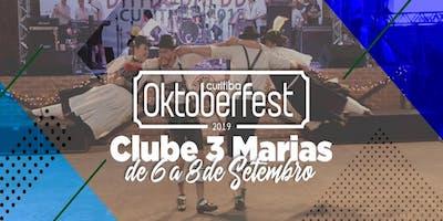 OKTOBERFEST CURITIBA - 2019 Clube 3 Marias