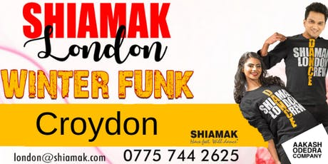 Shiamak London: Croydon tickets