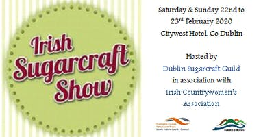 Irish Sugarcraft Show 2020