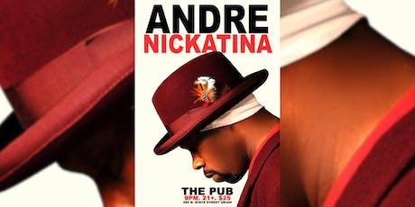 Andre Nickatina at The Pub in Ukiah tickets