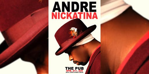 Andre Nickatina at The Pub in Ukiah