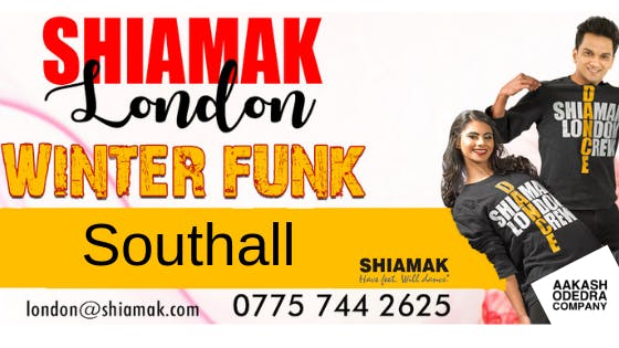 Shiamak London: Southall