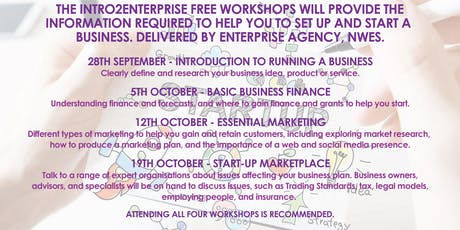 A Better Start Work Skills - Intro 2 Enterprise - Session 1 of 4 tickets