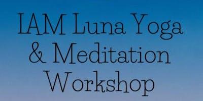 Luna Yoga & Meditation workshop