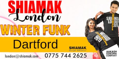 Shiamak London: Dartford tickets