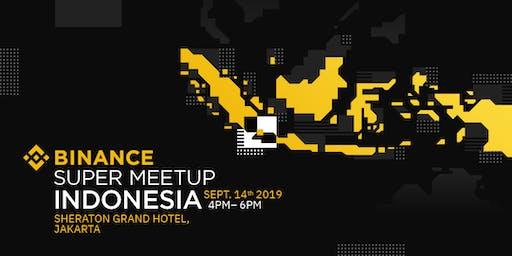 Binance Super Meetup Indonesia
