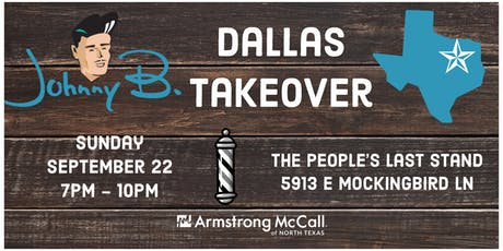 Dallas Takeover Barber Industry Mixer (hosted by Johnny B.) tickets