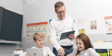 Digital durchstarten! Unterrichtsmanagement mit ZuluDesk Teacher Tickets
