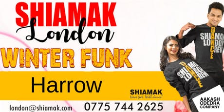 Shiamak London: Harrow tickets