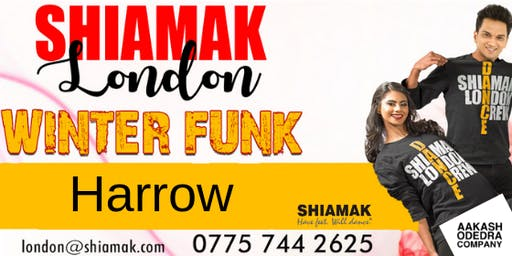 Shiamak London: Harrow