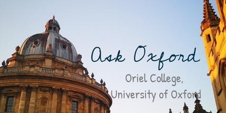 Ask Oxford: Kidderminster | Teacher Engagement Event for State Schools tickets