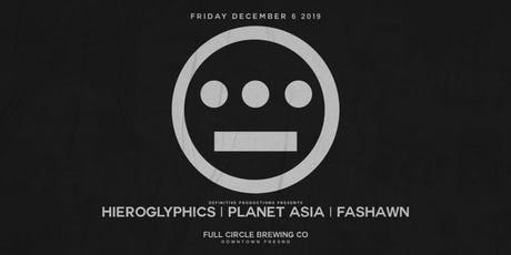Hieroglyphics, Planet Asia & Fashawn at Full Circle Brewing Co. tickets
