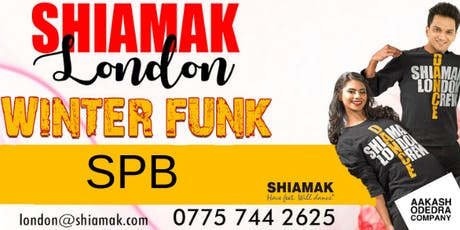 Shiamak SPB Classes: Central London tickets