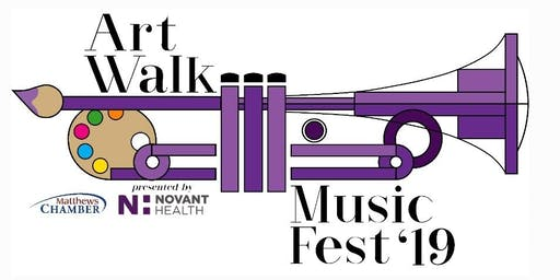 ArtWalk and MusicFest of Matthews