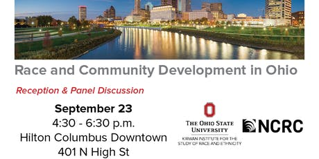 Race and Community Development in Ohio tickets