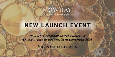 Introducing SkinCeuticals tickets