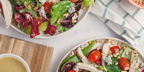 Cooking Class - Salads & Dressings tickets