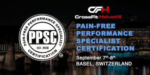 PAIN-FREE PERFORMANCE Specialist Certification (SPTV-Spezialpreis)