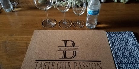October VIP Reserve Dinner Pairing  Friday  Version tickets