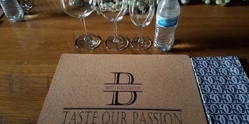 October VIP Reserve Dinner Pairing  Friday  Version