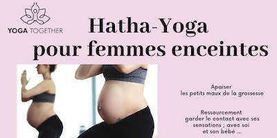 Yoga, Hatha Yoga pour femmes enceintes à Toulouse