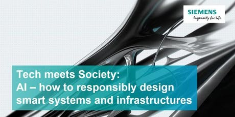 AI Meets Society: responsibly designing smart systems & infrastructures tickets