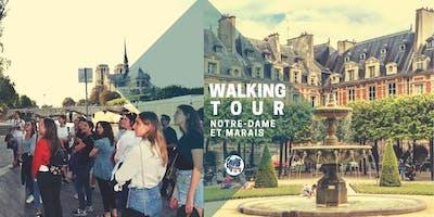✦Free Walking Tour : Notre-Dame & Le Marais✦
