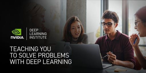 NVIDIA DLI Workshop: Fundamentals of Deep Learning for Multiple Data Types