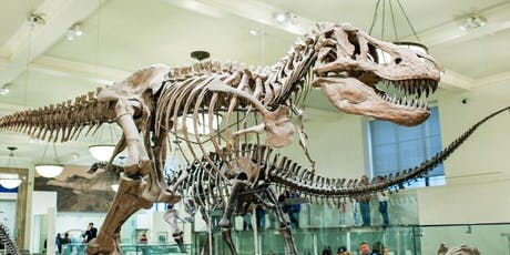 Kids Russian Language Tour at the Museum of Natural History (Dinosaur) for kids 4 to 8 years old.Тур для детей на русском языке. tickets