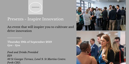 Totostips Presents - Inspire Innovation