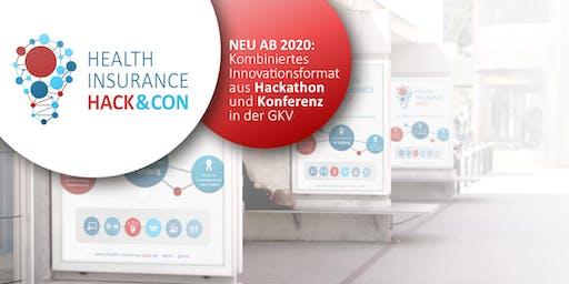 HEALTH INSURANCE HACK&CON 2020 - Krankenkassen-Hackathon