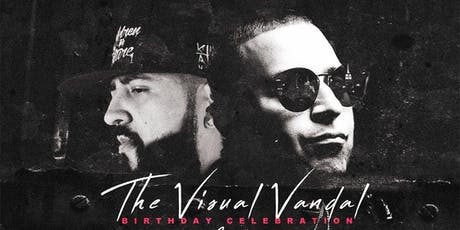 The Visual Vandal Birthday Celebration Sunday Social with DJ CAMILO tickets