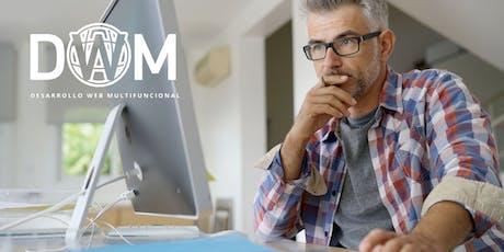 Curso Profesional de Desarrollo Web Multifuncional WordPress & Shopify (Septiembre 2019) tickets