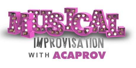 Musical Improvisation with Acaprov tickets