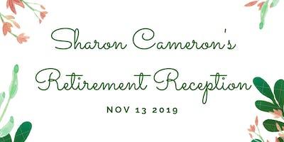 Sharon Cameron\