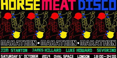 Horse Meat Disco - Marathon tickets