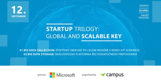Startup Trilogy: Global and Scalable Key