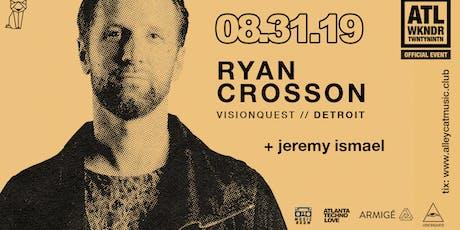 Ryan Crosson tickets
