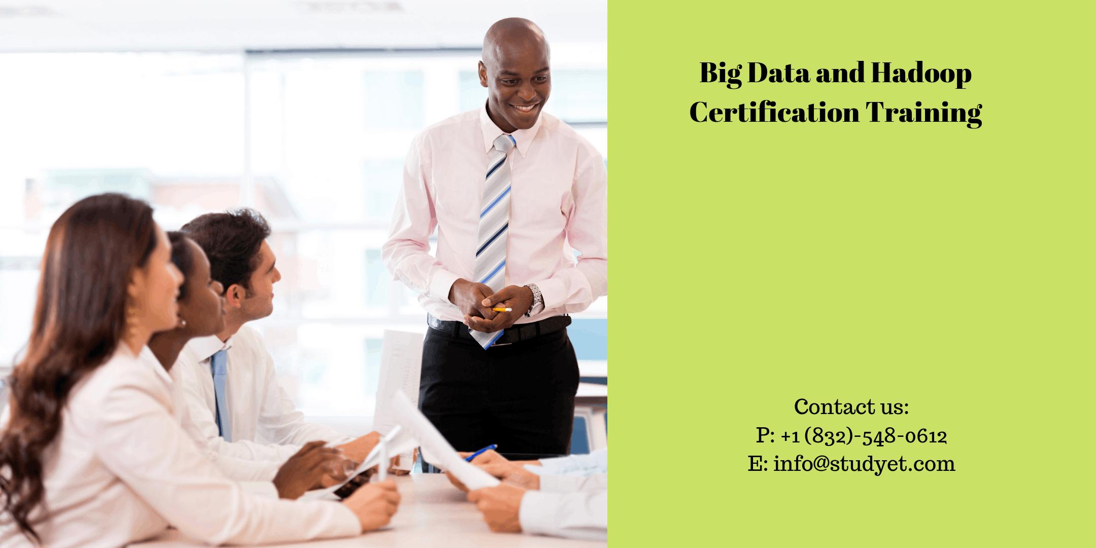 Big Data & Hadoop Developer Certification Training in Corvallis, OR