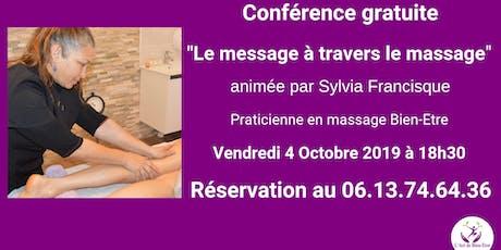 Conférence gratuite  billets