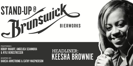Black Sheep Comedy's Stand Up @ Brunswick Bierworks, September Edition tickets