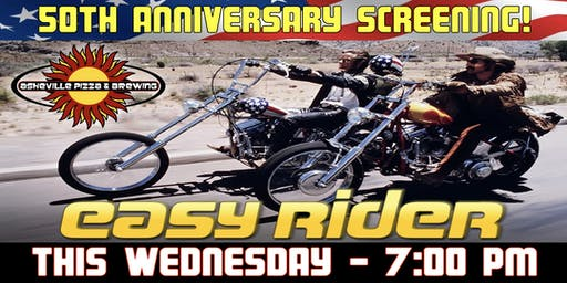 Easy Rider - 50th ANNIVERSARY SCREENING