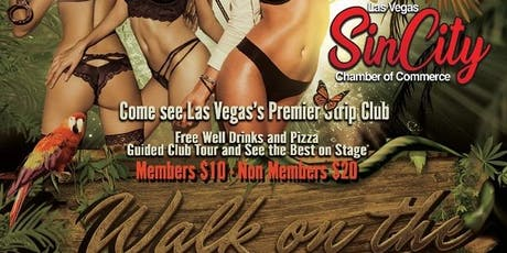 Sin City Chamber of Commerce Networking Mixer @ Deja Vu tickets