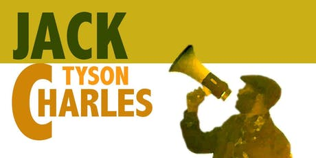 Jack Tyson Charles | The Hall, Lancaster tickets