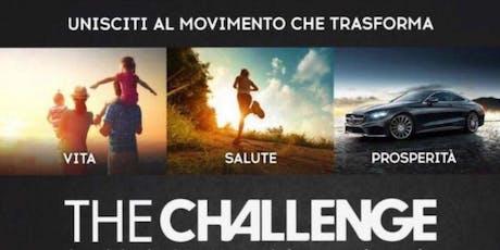 The Challenge Roma biglietti