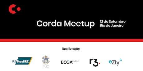3o Corda Meetup @ Rio de Janeiro bilhetes