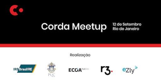3o Corda Meetup @ Rio de Janeiro