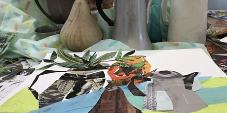 Still Life Collage Workshop tickets