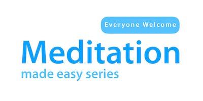 BEESTON LIBRARY: Meditation Made Easy Series