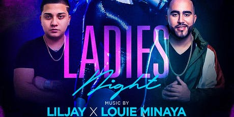 Ladies Night Thursdays @ Fusion Lounge tickets